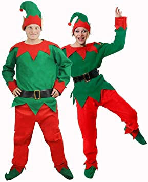 I LOVE FANCY DRESS LTD Disfraz DE Elfo para Adulto Unisexo con ...