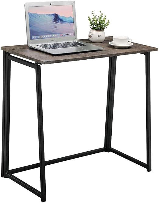 Green Forest - Escritorio Plegable para Ordenador, Mesa de Estudio ...