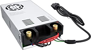 SMPS 110V AC to 12V DC Converter Power Supply Adapter Switch Transformer Max 50A 600W (New Version)