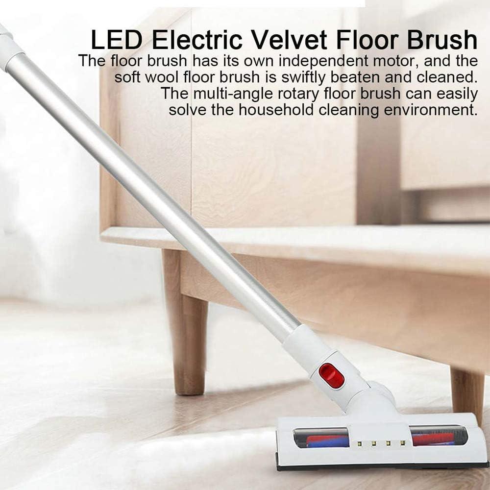 SUHUIHUANG 2 in 1 9000PA 140W Cordless Vacuum Cleaner Lavabile Vuoto Palmare Bastone Senza Sacchetto Cleaner Carpet Collettore di Polveri per la Auto a casa,UK Eu