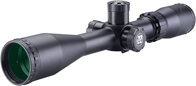 Best Rimfire Scopes: BSA 6-18X40 Sweet 22 Rifle Scope