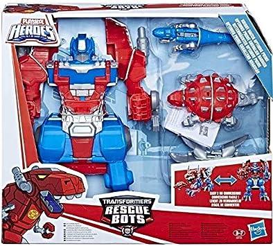 Transformers E0158EU4 Tra Rbt - Reloj de Caballero Optimus Prime, Multicolor: Amazon.es: Juguetes y juegos