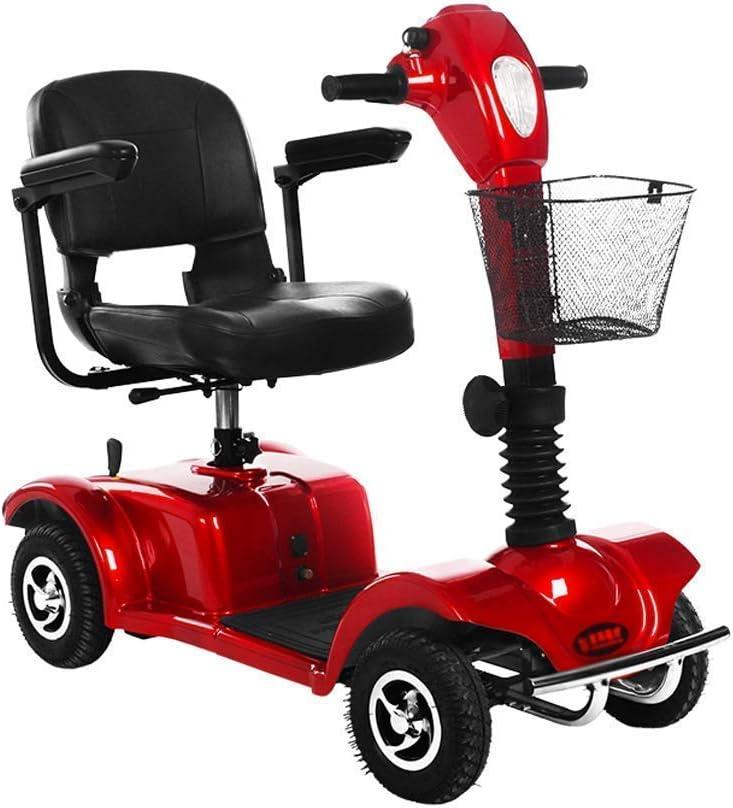 FTFTO Inicio Accesorios Ancianos Discapacitados Vejez eléctrica Simplicidad Silla de Ruedas Anciano Scooter Coche eléctrico Discapacitado Red Vejez Sencillez Silla de Ruedas Andador