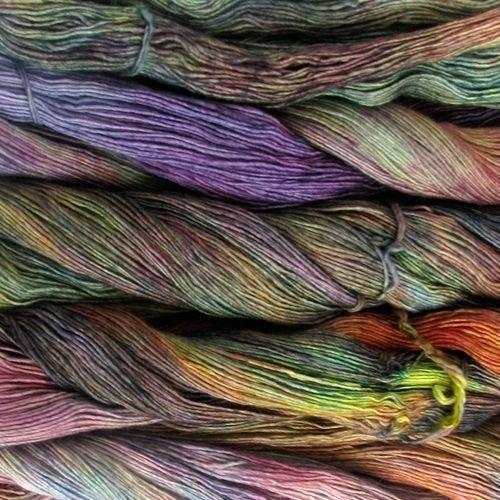 Malabrigo Lace Weight Yarn Arco Iris 866 Finest Merino Wool Good Crafted DIY Ideas - Malabrigo Merino Yarn