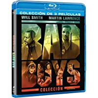 Bad Boys Para Siempre - 3 Pack Blu Ray [Blu-ray]