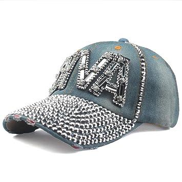 Gorras de béisbol con Letra Diva para Mujer Sombrero de Sol ...