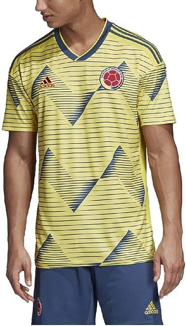 adidas FCF Colombia - Camiseta de fútbol para Hombre: Amazon.es ...