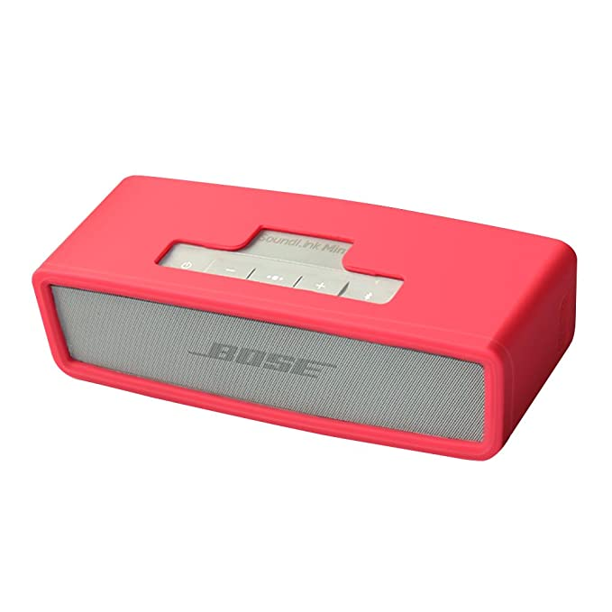 2 opinioni per SoundLink Mini Custodie, della copertura del silicone protettiva portatile per