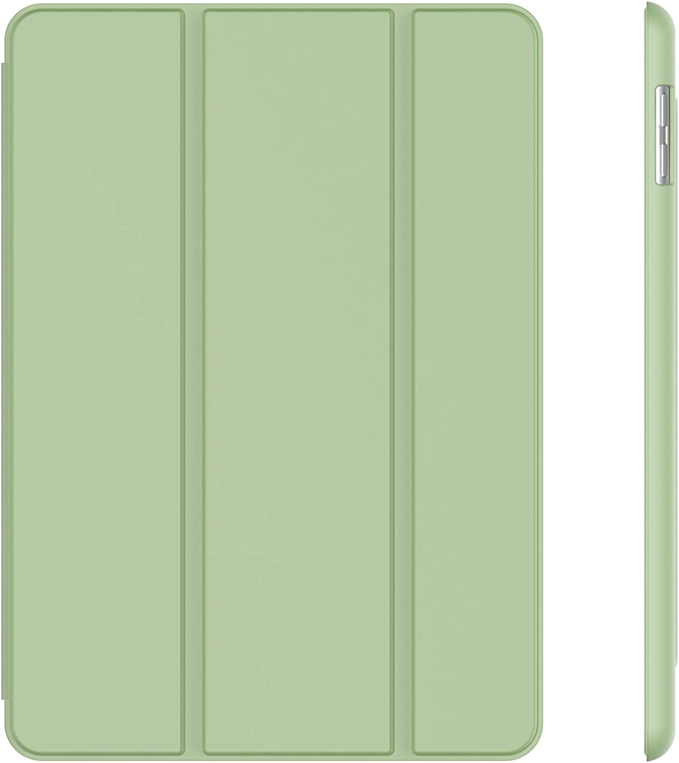 JETech Case for iPad (9.7-Inch, 2018/2017 Model, 6th/5th Generation), Smart Cover Auto Wake/Sleep, Matcha Green