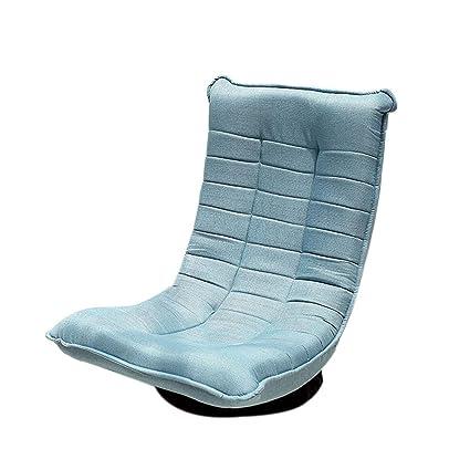 YDDZ-YZ Silla giratoria Plegable, sofá pequeño Individual ...