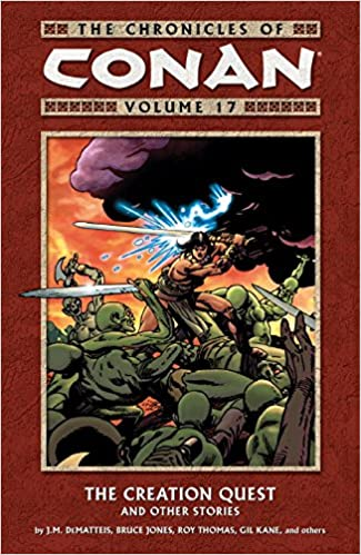 Book The Chronicles of Conan Volume 17: v. 17