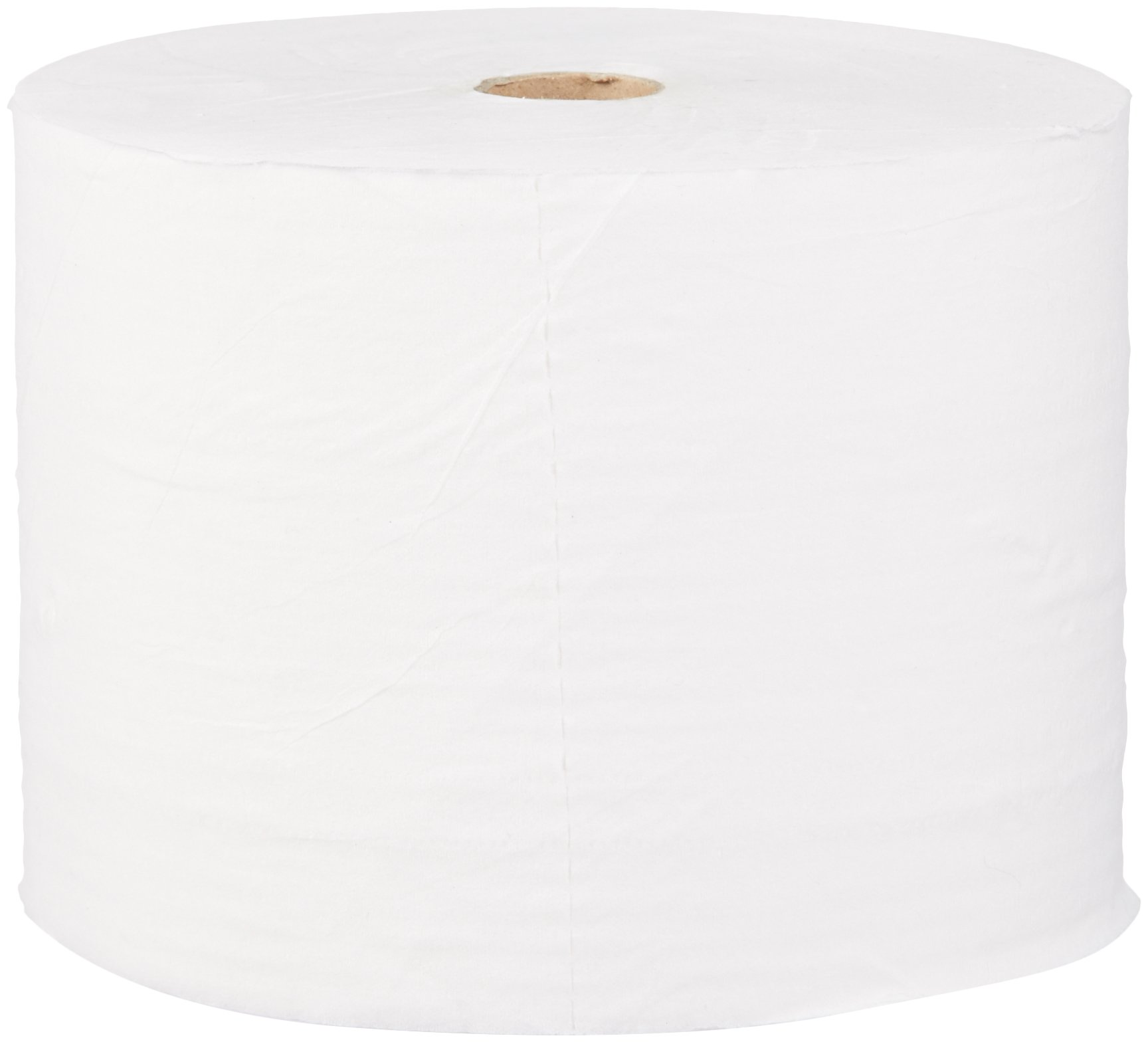 AmazonBasics Professional Small Core Toilet Tissue Dispenser Refill for Businesses, 2-Ply, 1,000 Sheets per Roll, 36 Rolls