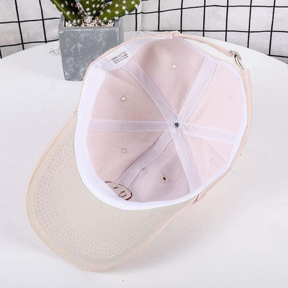 Unisex Vintage Embroidery Twill Cotton Baseball Cap Vintage Adjustable Dad Hat