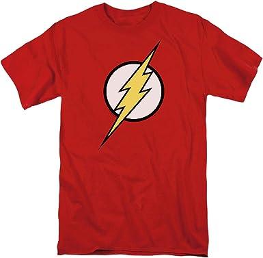 The Flash Distressed Classic Logo T-Shirt