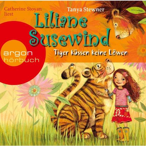 Top liliane tiger
