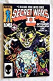Secret Wars II #3 Comic Book - Marvel Comics 1985 - A USED Comic Book Graded 9.5 - First Printing - Avengers - Daredevil