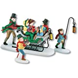 Department 56 Dickens A Christmas Carol Caroling With The Cratchit Family (Revisited)
