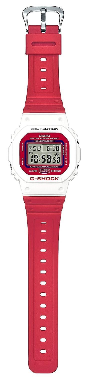 107d244e5 Amazon.com: CASIO G-SHOCK THROW BACK 1983 DW-5600TB-4AJF MENS JAPAN IMPORT:  Watches