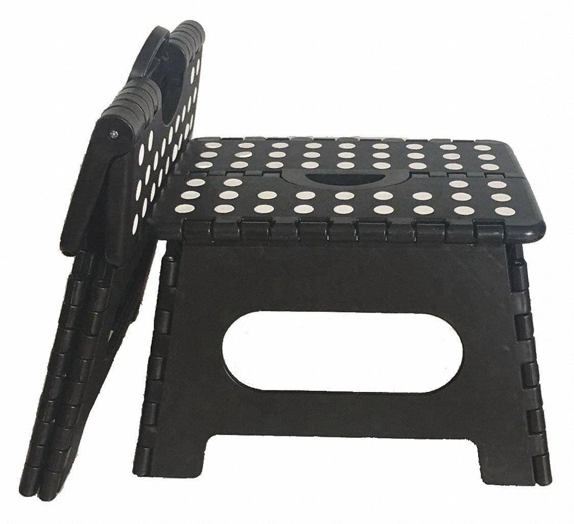 Big John Folding Step Stool - 700 Capacity