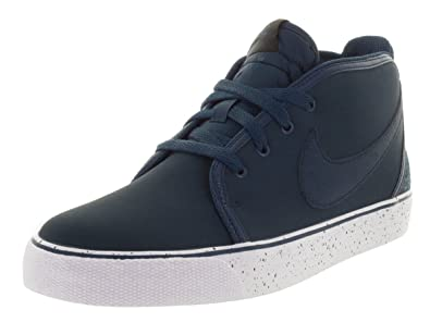 release date: 67680 f4f46 Nike Mens Toki Leather Sqdrn BlueSqdrn BlBlkWhite Casual Shoe 8