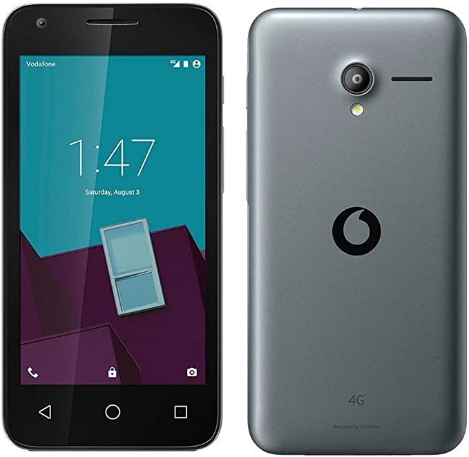 TCL Vodafone Smart Speed 6 VF de 795 Anthracite Gris Android ...