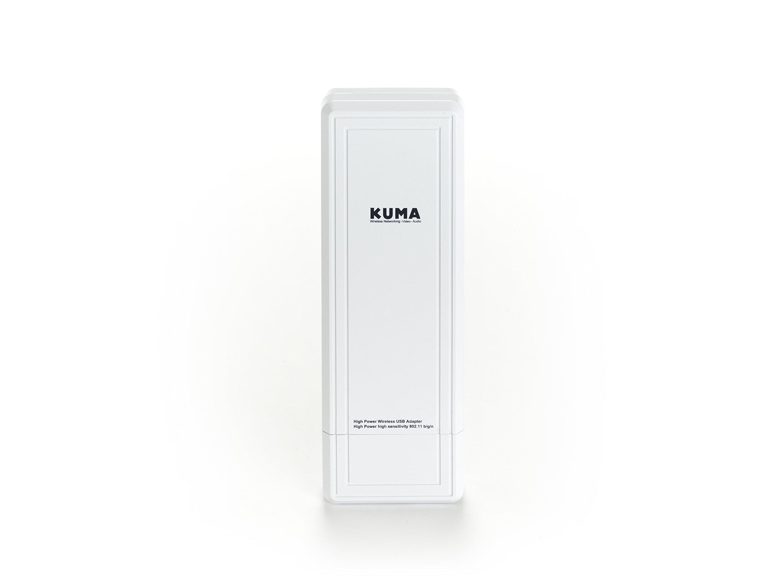 Kuma Hi-Gain Long Range Wireless Wifi Signal Booster Extender Hotspot Access Point Network Repeater for RVs, Motorhomes, Trucks & Boats by KUMA (Image #4)