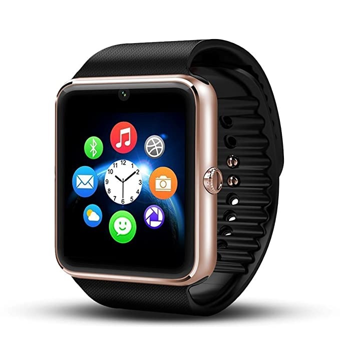 Smartwatch Android Wear, deyoun® Funda de Reloj Bluetooth ...