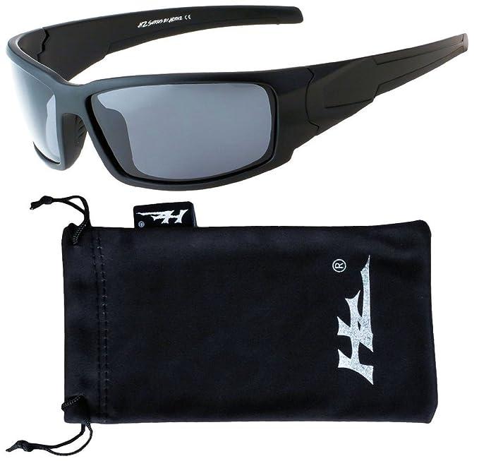 HZ Serie Hyperbull - Gafas de Sol Polarizadas Premium de Hornz