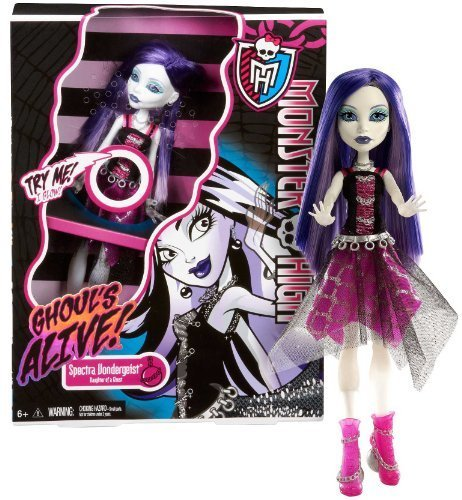Spect (Monster High Spectra)