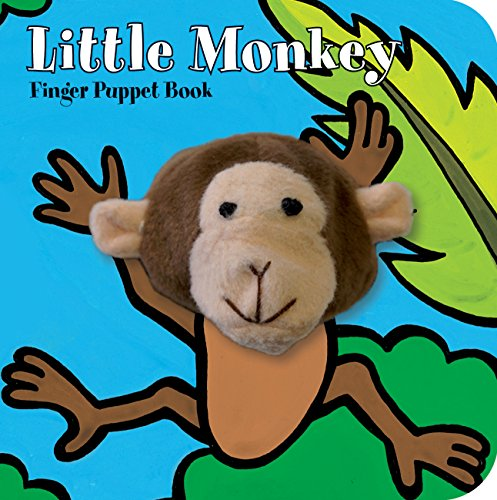 r Puppet Book (Little Finger Puppet Board Books) ()
