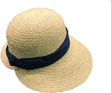 Sun Hat Summer Fashionable Unique Straw Ladies Bow Grass Comfortable Beach Caps