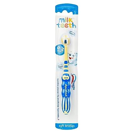 12 x Aquafresh Leche cepillo de dientes infantil Dientes