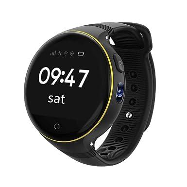 zgpax S668 niños reloj inteligente posicionamiento de la cámara, IP54 impermeable teléfono SIM WIFI GPS