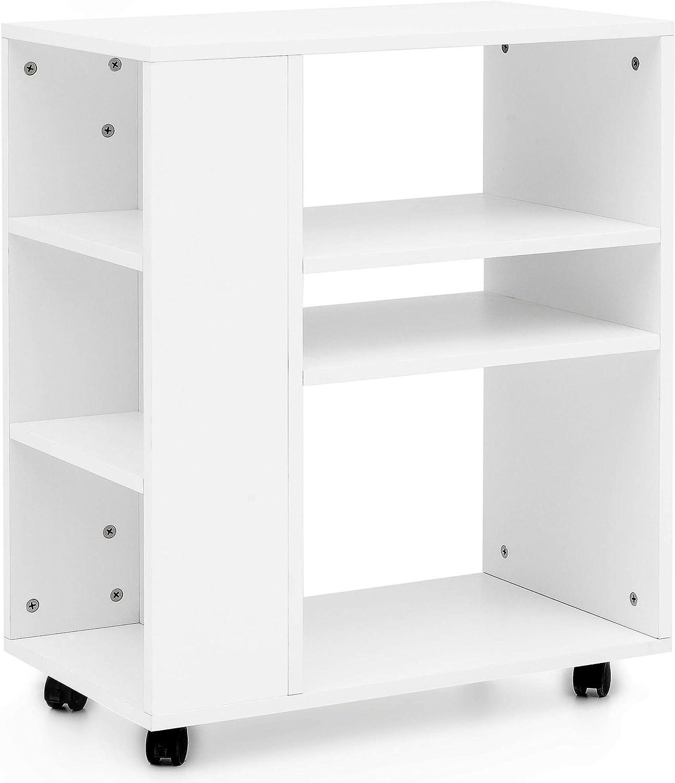 Sonoma 60x35x75 cm Holz Wohnling WL5.695 Regal
