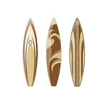 Amazon.com: kisscase manta personalizable de tabla de surf ...