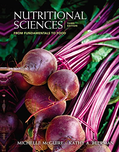 Download Nutritional Sciences: From Fundamentals to Food Pdf
