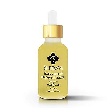 Vegan Healthy Hair Growth Oil Serum With Botanicals Argan Oil Coconut Oil  Castor Oil Tea Tree Oil And