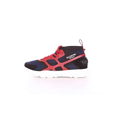 c32ceb61d0e Valentino Garavani PY0S0A57GHB Sneakers Homme  Amazon.fr  Chaussures ...