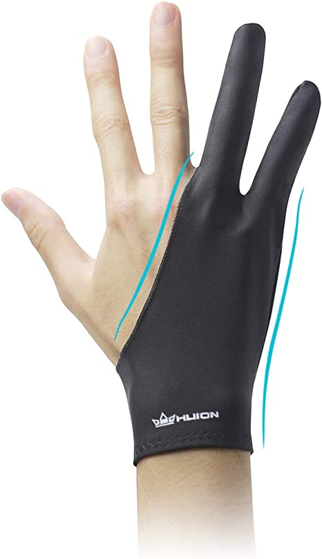 4B Drawing Gloves Prevent an incorrect touch For Graphics Tablet Painter Artist
