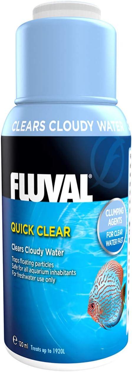 Fluval Clarificador Rápido Quick Clear - 120ml