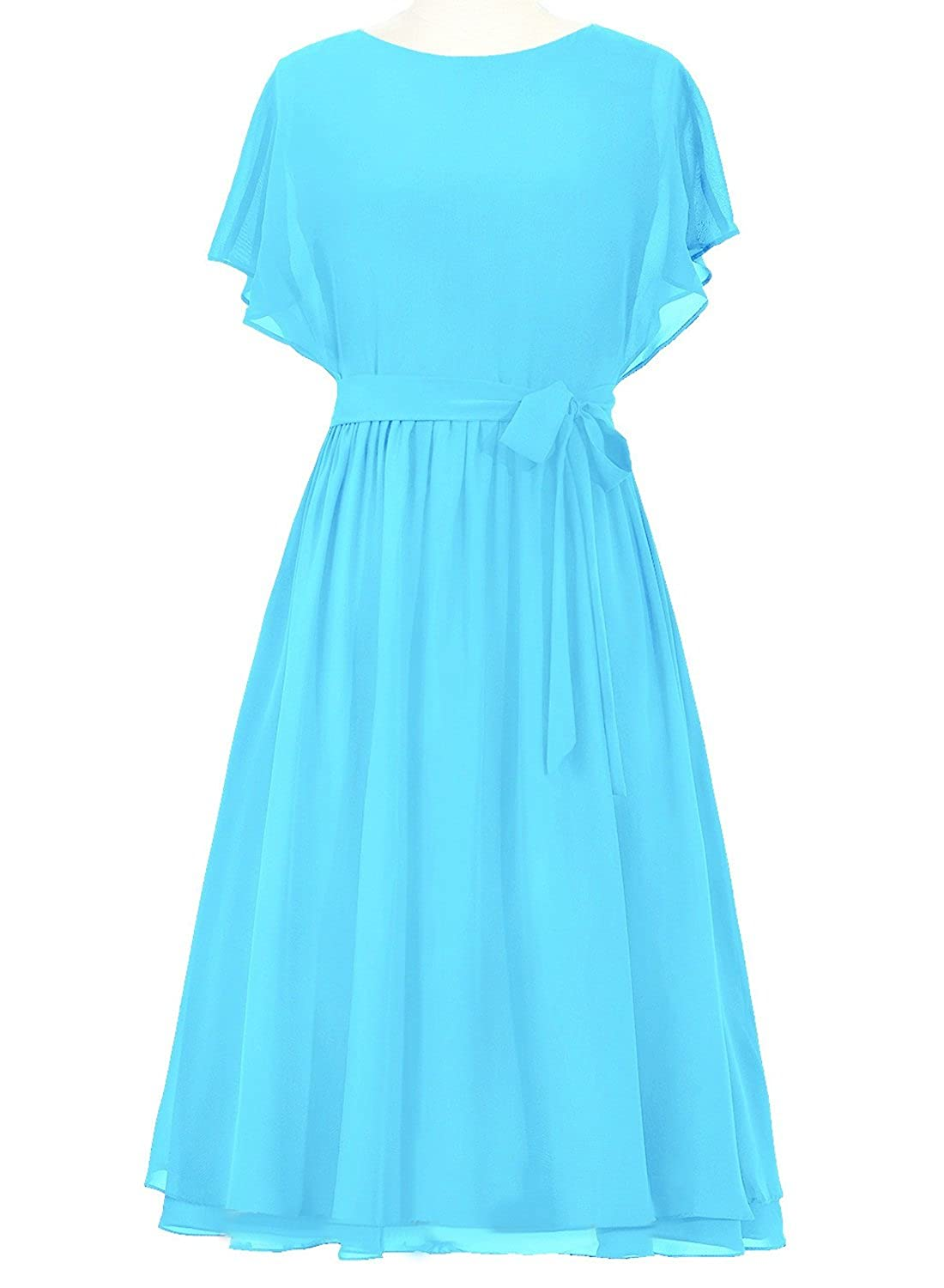 Preferhouse Mother Of The Bride Dress Plus Size Tea Length Wedding ...