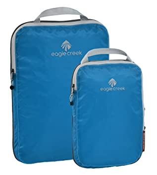 955edb0bf Amazon.com | Eagle Creek Pack-it Specter Compression Cube Set, Brilliant  Blue, One Size | Packing Organizers