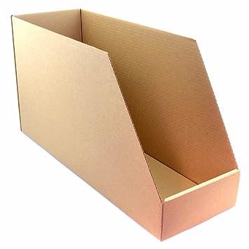 VICMA - 36082 : Caja carton automontable organizacion stock alta resistencia 560x190x300: Amazon.es: Coche y moto