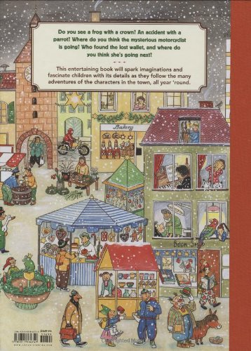 In the Town All Year 'Round by Chronicle Books (Image #1)