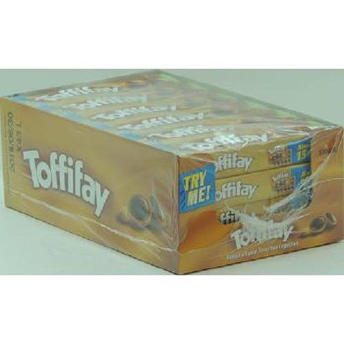 Product Of Toffifay, Hazelnut Chewy Caramel , Count 21 (1.16 oz ) - Chocolate Candy / Grab Varieties & Flavors