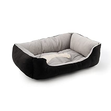 Minkoll Cojín de Cama para Mascota,Cama para Mascotas de Perro Dormir Perro Pequeño,