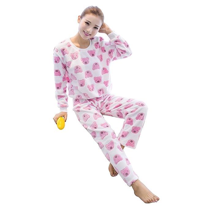 LJ Sport - Pijama - para mujer T01 Talla Unica(88 cm/130 lb