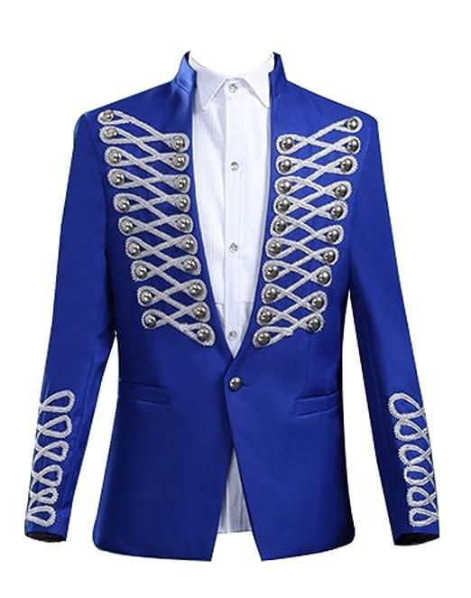 Yasminey Traje De Hombre Chaquetas Slim Blazer Corte Wear Fit Evening Joven Deslumbrante Flash Design Tuxedo Wedding Party Chaqueta De Los Hombres: ...