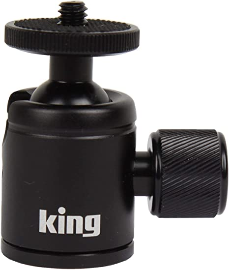 【Amazon.co.jp限定】 KING 自由雲台 ボールヘッドS ABH-SⅡ 819253