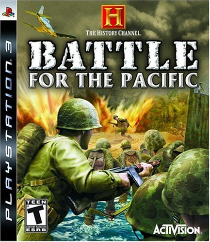 (History Channel: Battle For the Pacific - Playstation 3 by Activision)